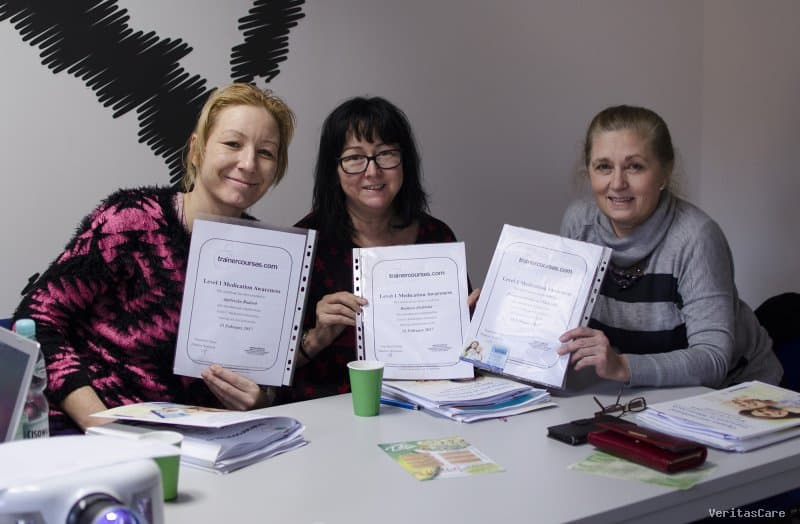 15 Standards Of The Care Certificate Personal Development Of Our
