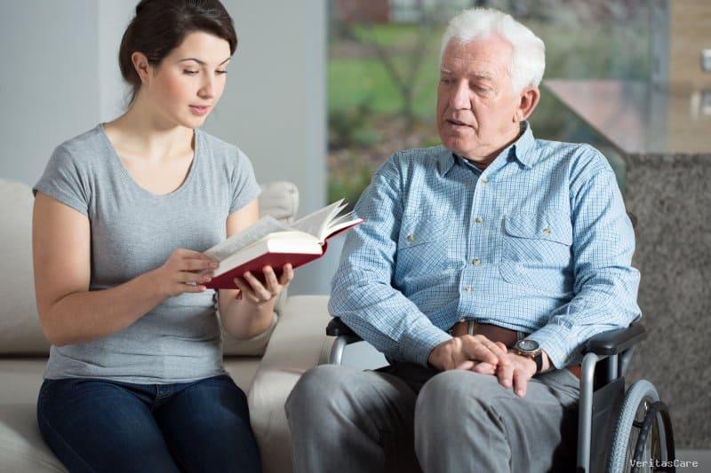 Dementia live in care