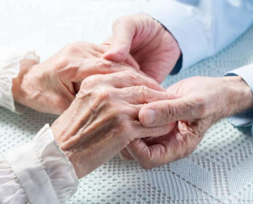 Parkinson Live in Care Services