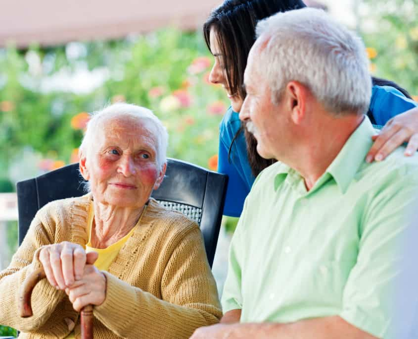 Dementia live in Care