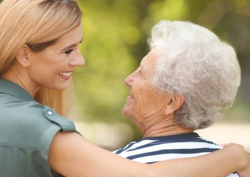Duties of a live in carer
