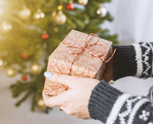 How to treat your carer during Christmas?