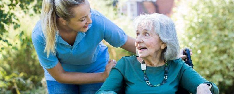 Carer and elder