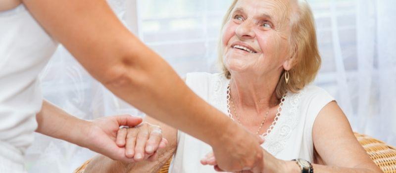 Care for elderly coronavirus