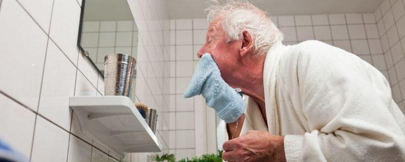 Elderly hygiene care