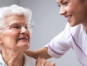 Alzheimer care