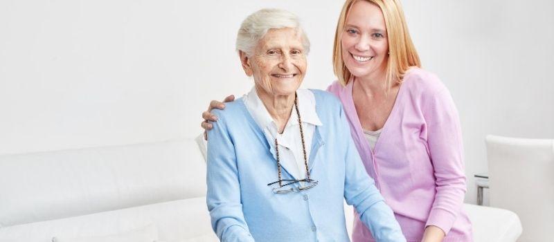 elder care live in help uk