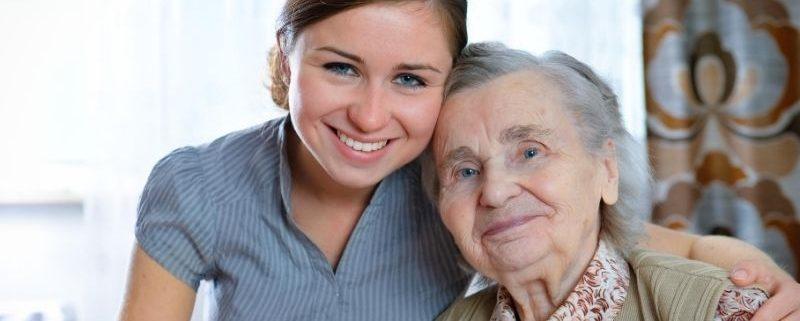 elder live in care