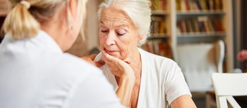 mental health support for elderly